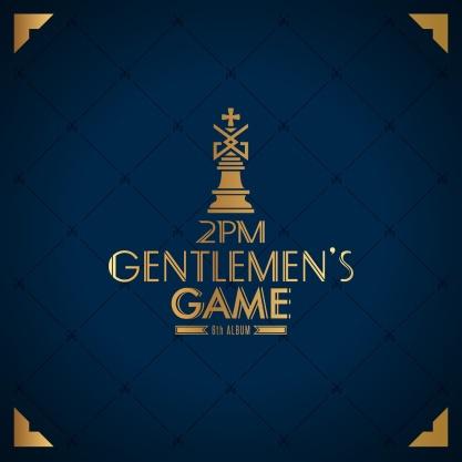 Imagini pentru 2pm gentlemans game album cover