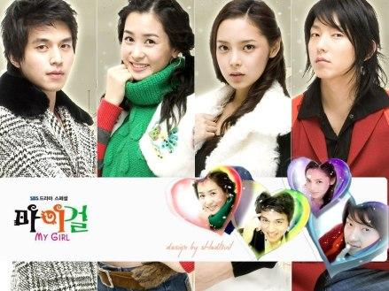 Image result for my girls korean drama