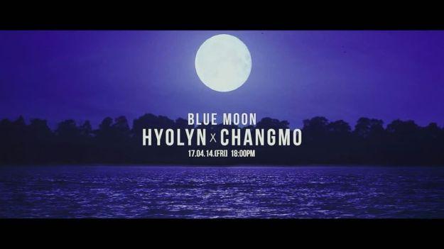 Imagini pentru hyorin blue moon changmo