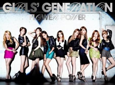 Image result for girls generation flower power itunes