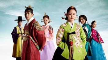 Shine a Light Rose: Kdrama Review: Jang Ok Jung: Live in Love (2013)