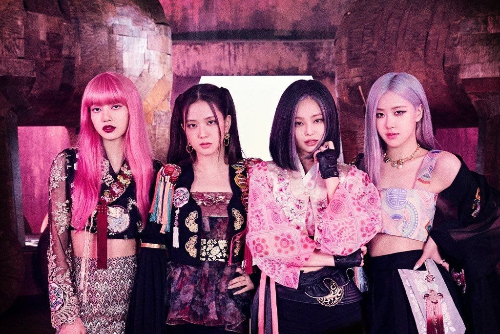 Knetz choose their favorite Hanbok among BLACKPINK members ...