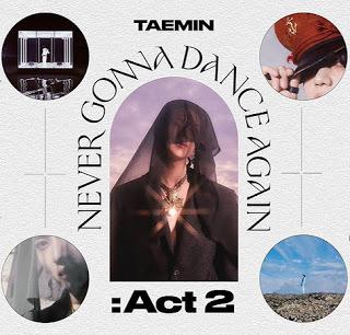 Taemin (SHINee) - IDEA:理想 (이데아)