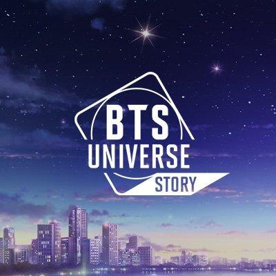 [BTS GAMES] BTS Universe Story 📱