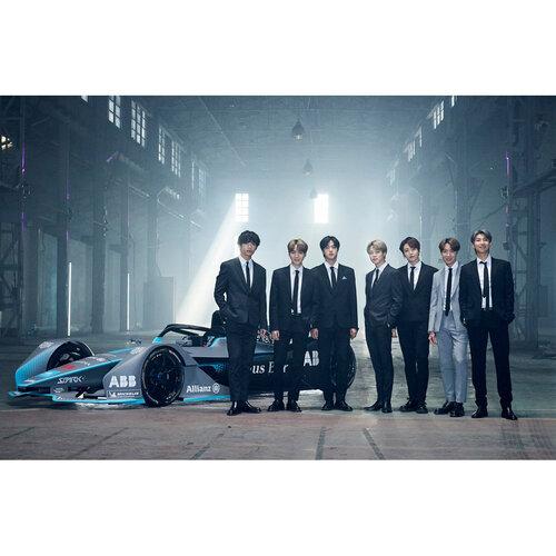 BTS x Formula E