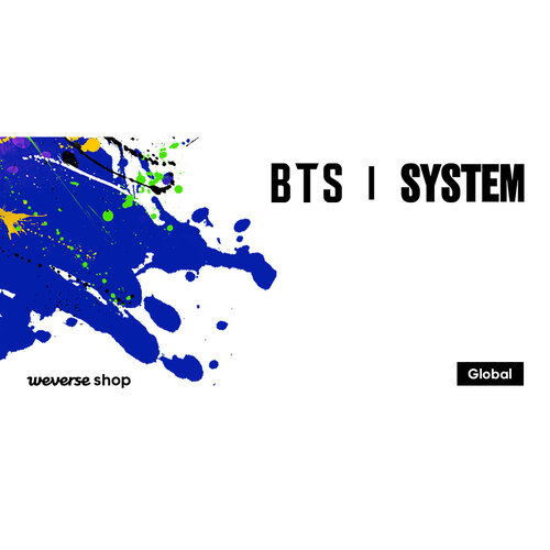 BTS x System Homme