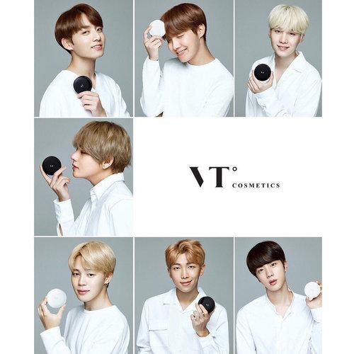 VT x BTS