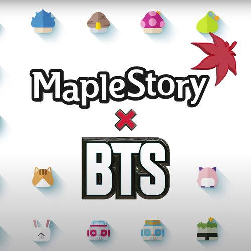 [GAMES] MapleStory x BTS