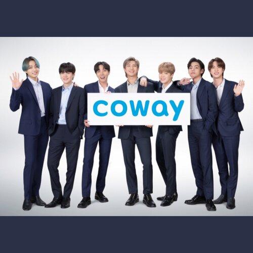 Coway x BTS