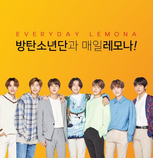 BTS x Lemona